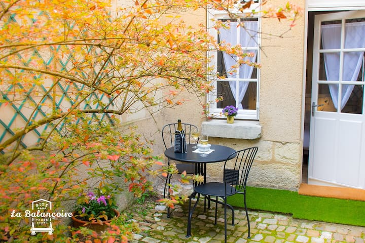 La Balançoire, appartement Hyper centre