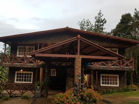 Cabañas - MIRADOR DEL LAGO-Altos de Cerro Azul