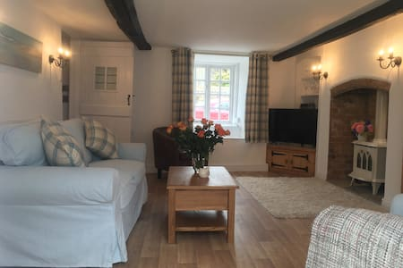 Luxury cottage breaks - Sidbury, Sidmouth