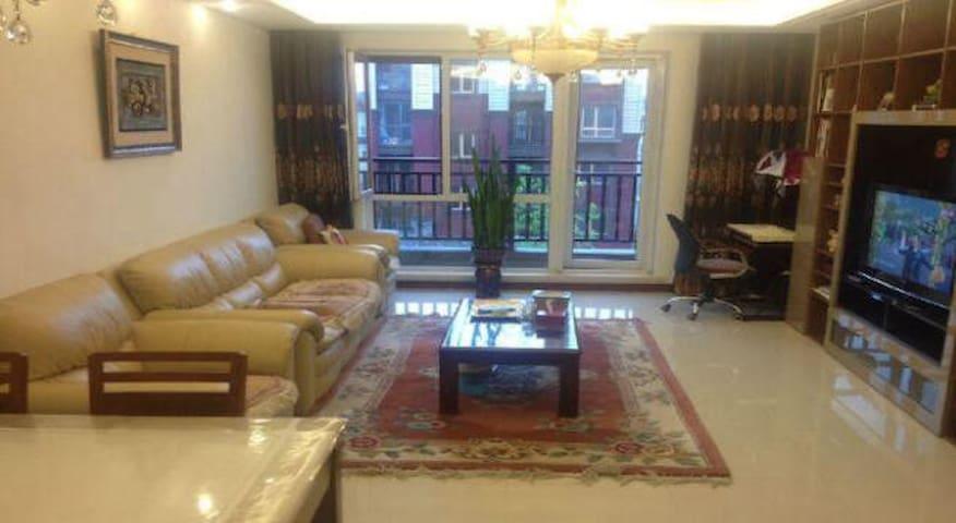 大学城万科惠斯勒 2室97平米 精装修 (格局好采光好 设施齐全 干净整洁) - Changchun - 公寓
