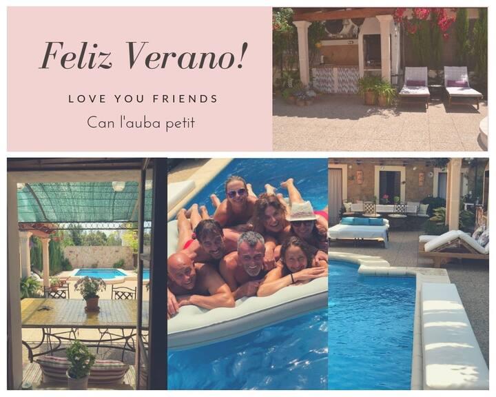 Villa l'auba en Balearic Islands
