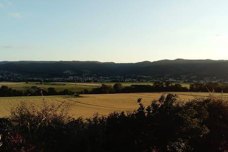 Maison au sud de l'Auvergne
