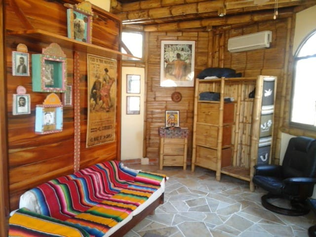 Casa Niña Bamboo Jungle Hideaway