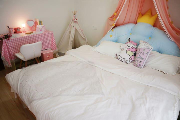床超大超软♡