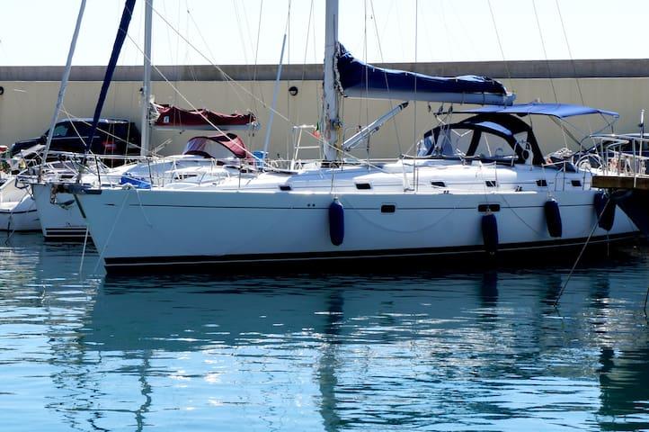 Marie Louise II, Barca a vela di 15 metri - San Lorenzo al Mare - Barca