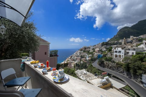 Casa Donna Cunce - Positano Fabulous sea view