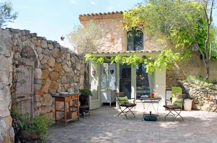 Casa Jasmin at Masia Nur Sitges