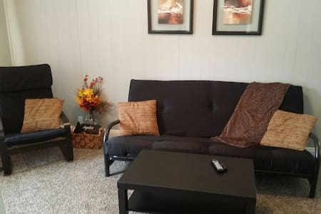 Entire 2 br home minutes to airport - Winnipeg - House