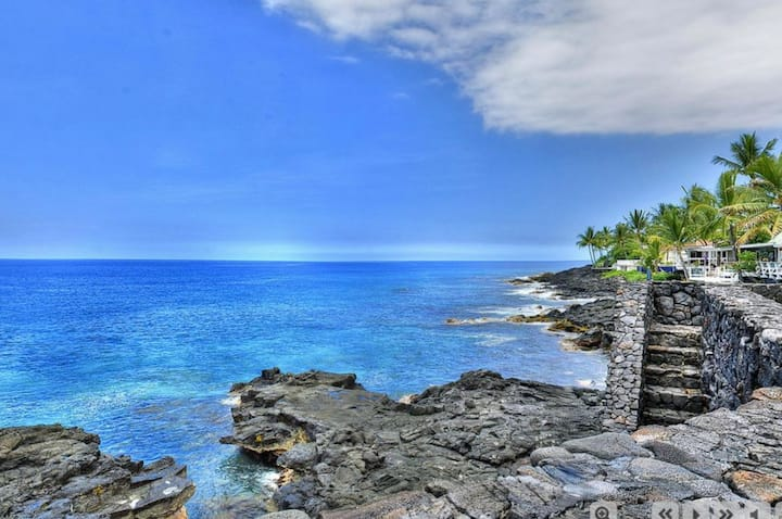 Stunning Ocean Front Home