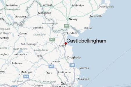 Young couple in Castlebellingham - dundalk - Casa