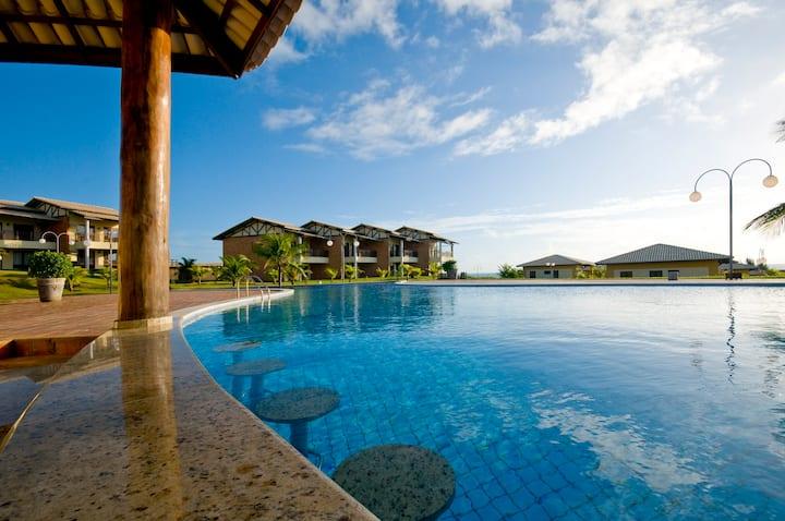 Apartamento Beira Mar e Sossego Praia de Zumbi/RN