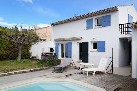 Villa moderne avec piscine - Saint-Cannat