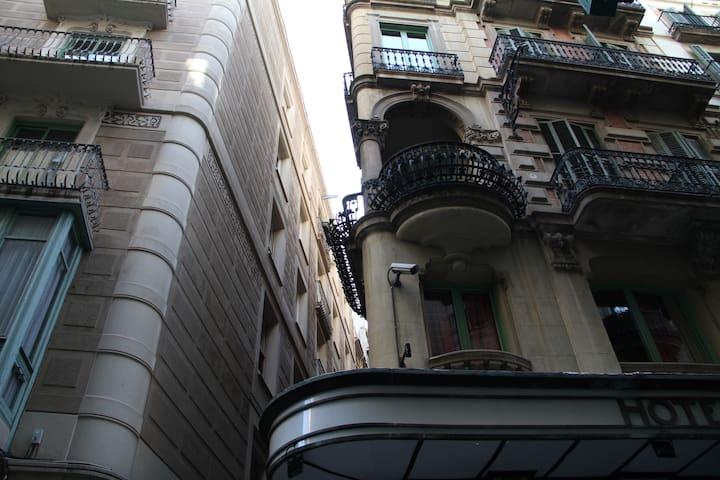 Apartment Street