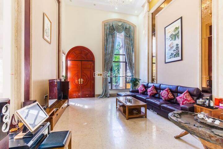 Qingyuan Longjing 001︱5 BR Villa︱Near Qing Xing Pk