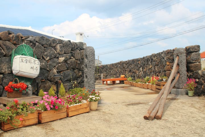 Always In Jeju : lovely cottage  with feeling Jeju