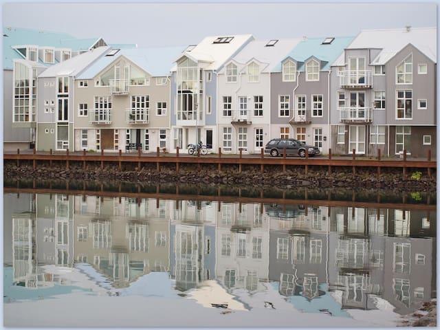 Modern & bright in Reykjavik - Reykjavík
