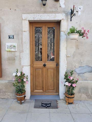 """Gîte """" Aux Portes Du Marais """" 4/5 Personnes  3 *"""