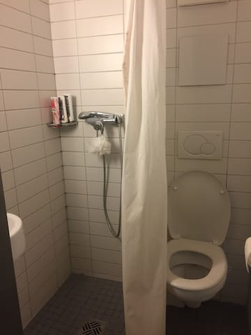 Munchen Cozy Room with private bathroom