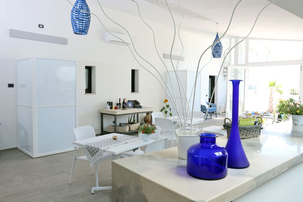 Ingresso/Affaccio Double Room