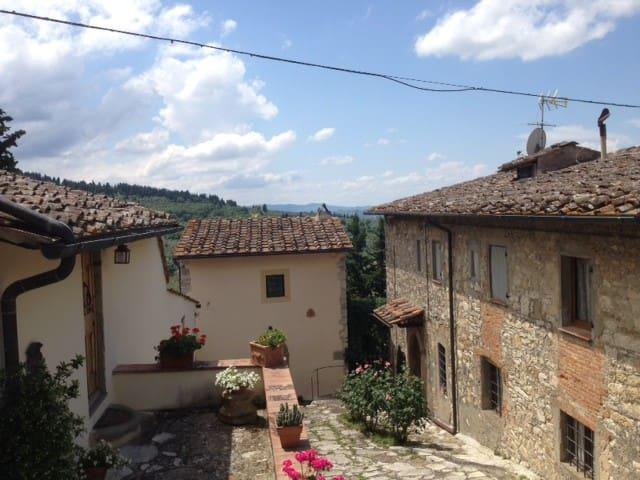 Torretta 9 km dal centro storico di firenze houses for rent in