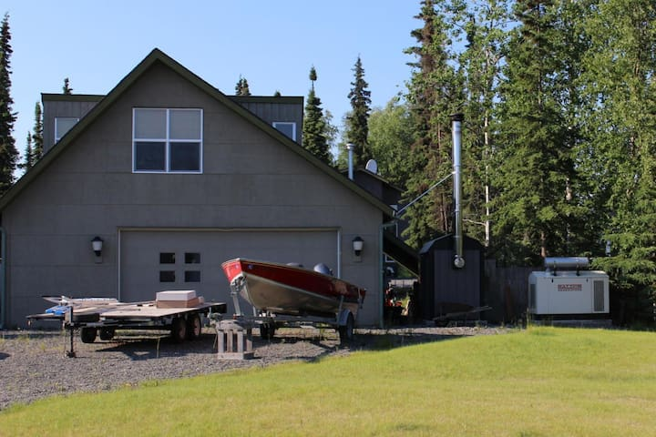 Kenai River Estate Guesthouse