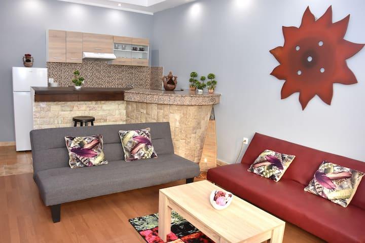 Zaneta's Cool Apartment
