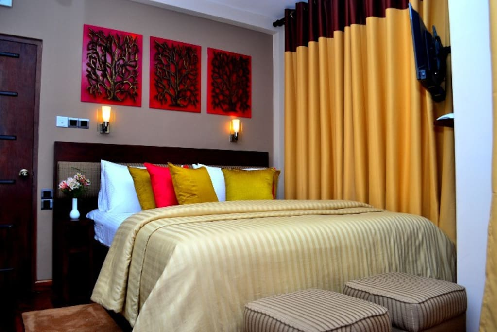 Rose (Double Room)