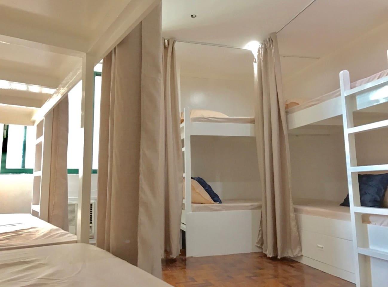 10 beds single
