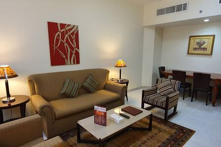 Ivory Hotel Apartment, Abu Dhabi