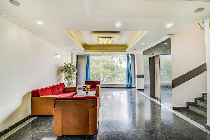Comfort in a Budget-Premium Spacious Rooms