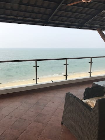 Camper by the bay, cherai beach - Vypin - Bungalow