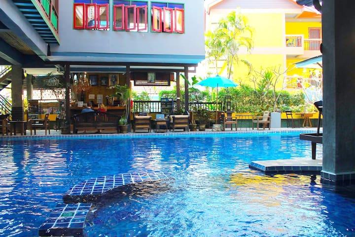 Lanna boutique resort (Chiangmai)