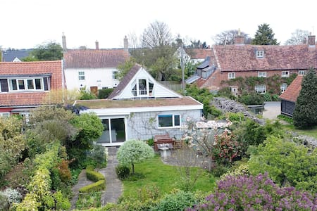 Secluded cottage in heart of Walberswick - Walberswick - 独立屋