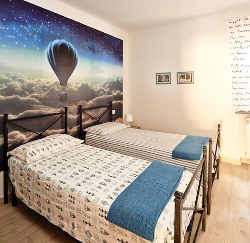 Esterina house - Baloon Room - Chiesina Uzzanese - House