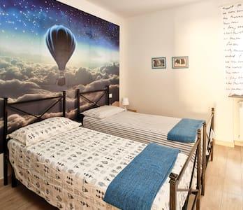 Esterina house - Baloon Room - Chiesina Uzzanese - Rumah