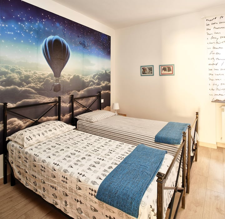 Esterina house - Baloon Room