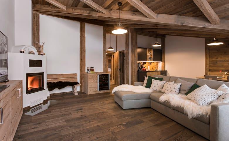 Alpin Lodge Sonnenröschen