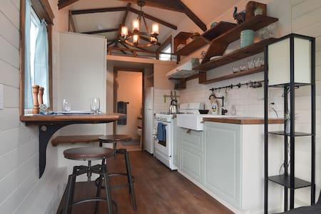 Gorgeous Craftsman Tiny House - Seattle