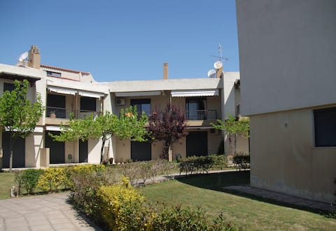 Beautiful Apartment in Kalamitsi, Chalkidiki