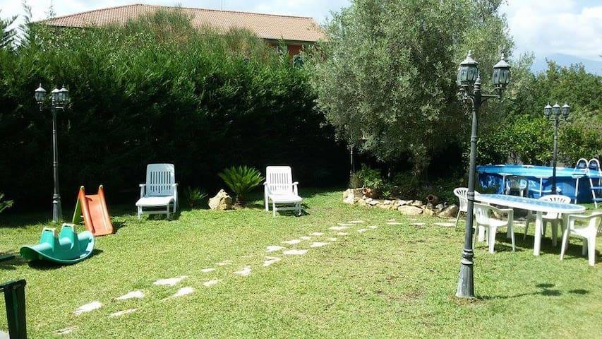 Belvedere camera matrimoniale - San Pietro Clarenza