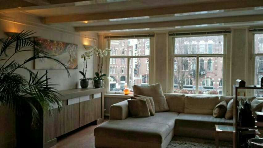 Beautiful place located right in the centre - Amsterdam - Apartmen