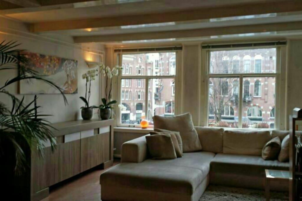 Beautiful place located right in the centre appartamenti for Amsterdam appartamenti centro