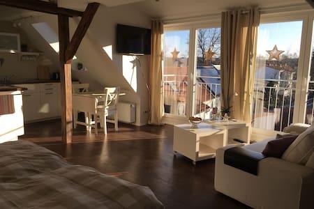 HOME mit Weitblick über Lüneburg - Lüneburg - Leilighet