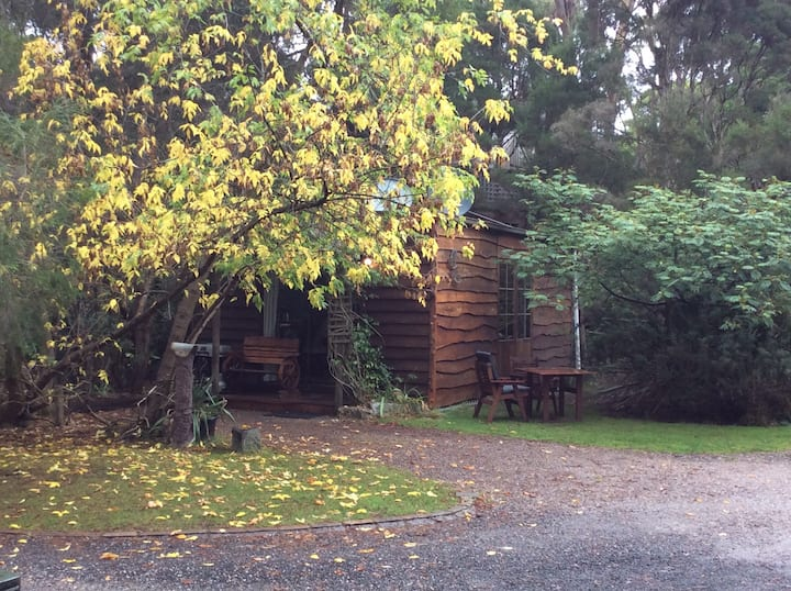 SPA CABIN 1 BEDROOM · SPA CABIN 1 BEDROOM · , Crayfish Creek