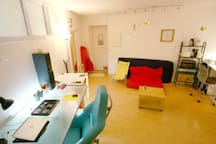 Paris/ Appartement moderne et sécurisé/2P/41m2