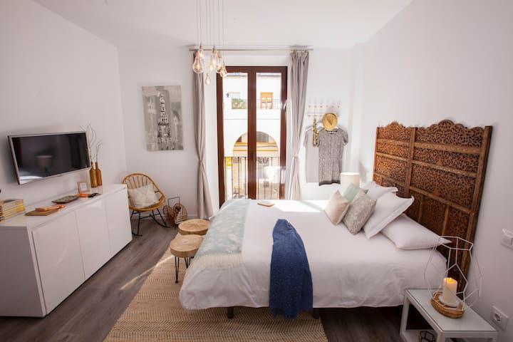 Apartamento White. WIFI gratis. Come to Sevilla - Sevilla - Apartamento