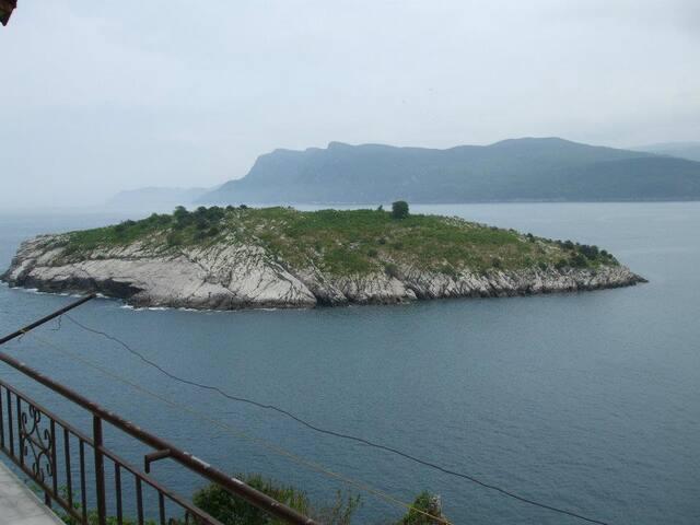 Boztepe Denizer Pansiyon - Amasra - Natuur/eco-lodge