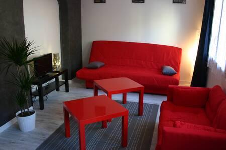 Appartement de charme 40m² - Marseille - Appartement