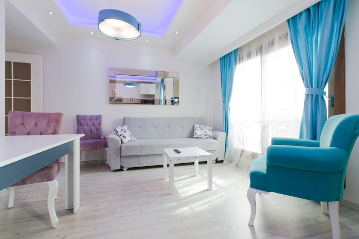 3500-Central Location New flat - Konak - Apartment