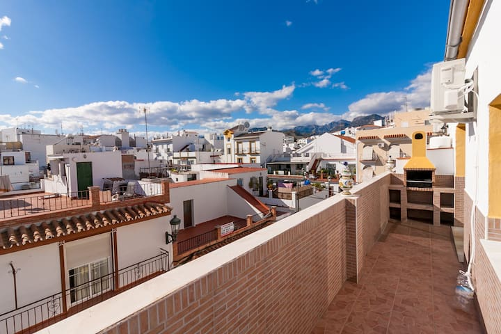 Apartamento San Pablo Centro Nerja (2ª 4)